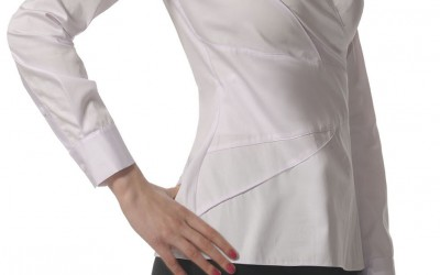 Блузка VASSA&Co (V146114S-692C31)