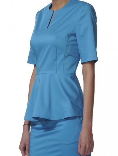 Блузка VASSA&Co (V146119S-1153C57)