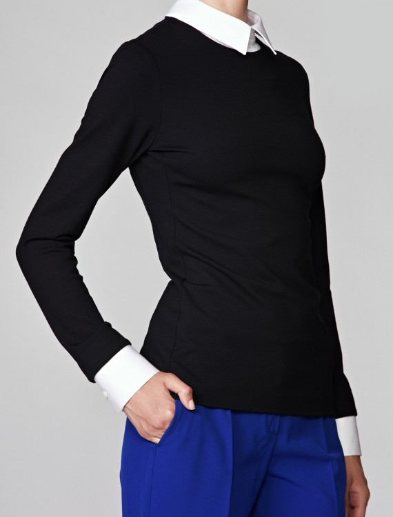 Блузка VASSA&Co (V156214S-973C99)