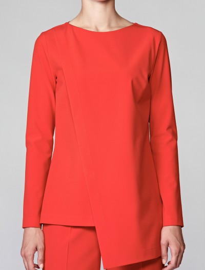Блузка VASSA&Co (V156215S-1075C40)